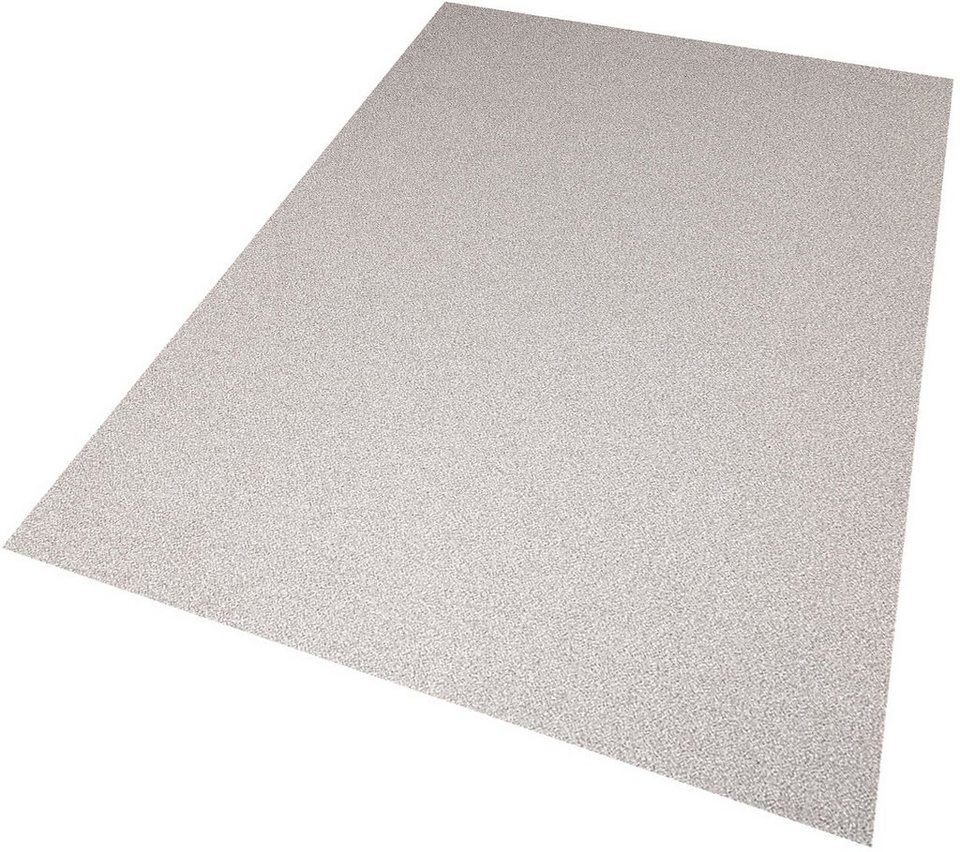 Velour teppich  Teppich »Burbon«, Living Line, rechteckig, Höhe 105 mm, Velours ...