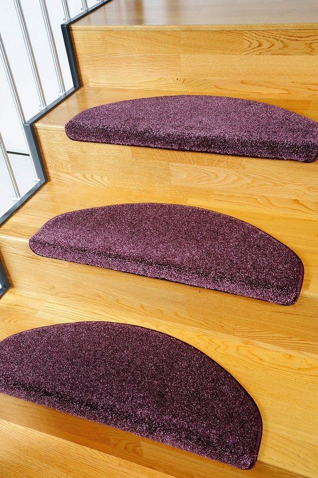 Stufenmatte, Living Line, »Buffalo«, 15 Stück in lila
