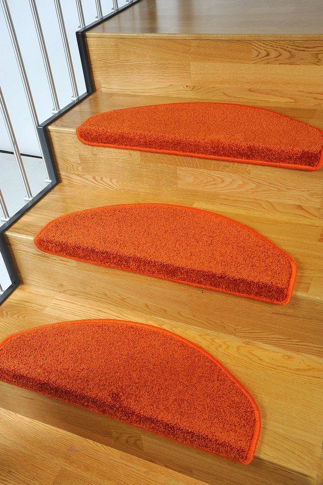 Stufenmatte, Living Line, »Burbon«, 15 Stück in terracotta