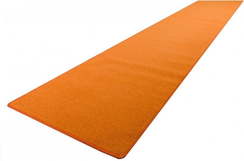 Läufer, Living Line, »Trend«, Wunschmaß in orange