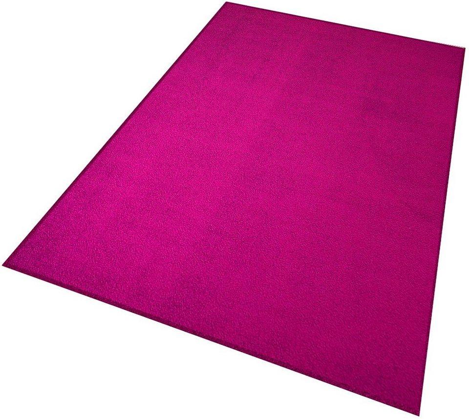 Velour teppich  Teppich »Trend«, Living Line, rechteckig, Höhe 8 mm, Velours ...
