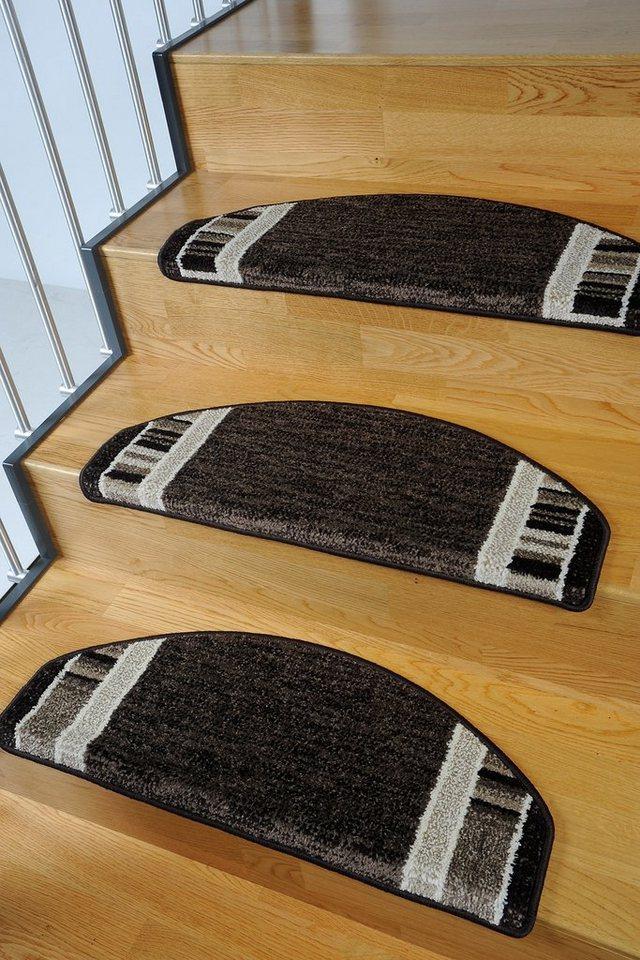Stufenmatte, Living Line, »Casco 2«, 15 Stück in braun