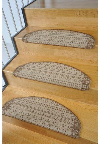 LIVING LINE Laiptų kilimėlis »Elvet« stufenförmig ...