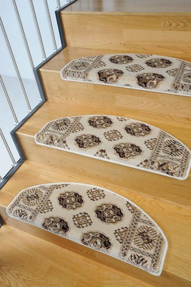 Stufenmatte, Living Line, »Klassiko 1«, 15 Stück in beige
