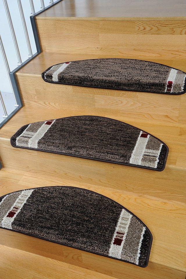 Stufenmatte, Living Line, »Casco 1«, 15 Stück in braun