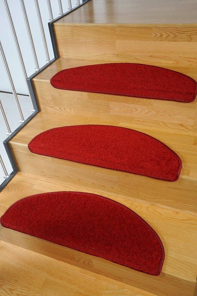 Stufenmatte, Living Line, »Trend«, 15 Stück in rot