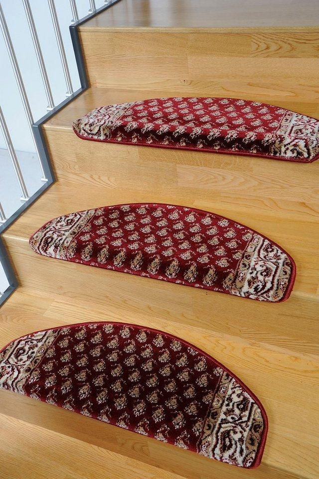 Stufenmatte, Living Line, »Klassiko 3«, 15 Stück in rot