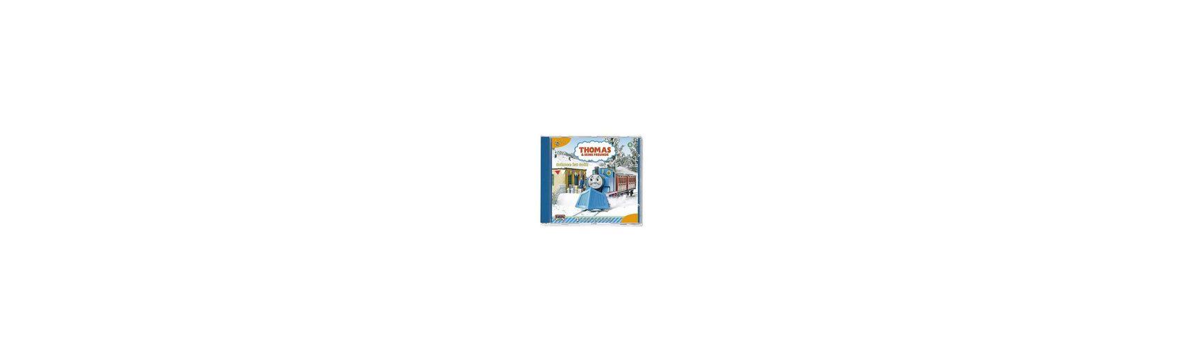 SONY BMG MUSIC CD Thomas und seine Freunde 08: Schnee ist toll