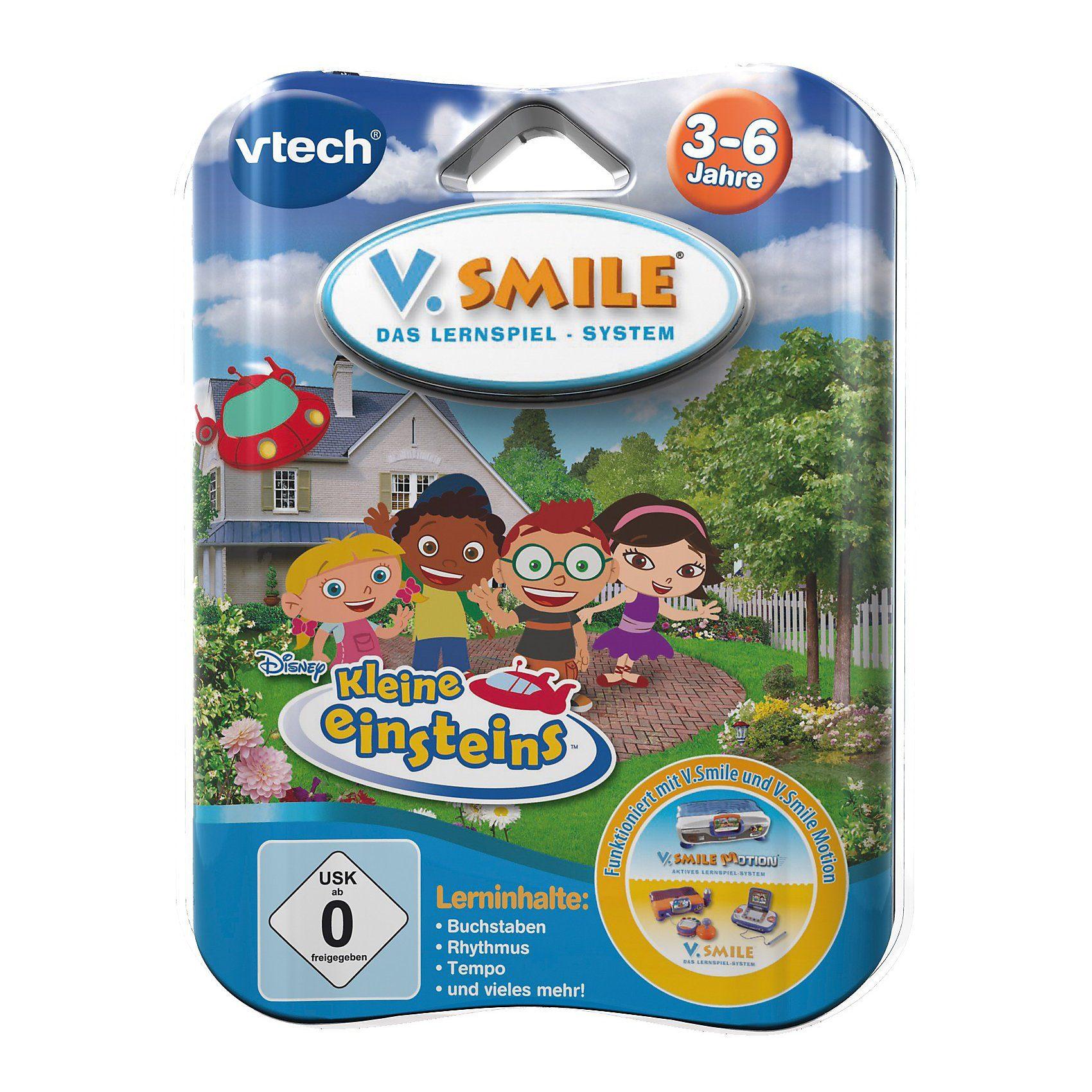 """Vtech V.Smile Lernspiel """"Kleine Einsteins"""""""