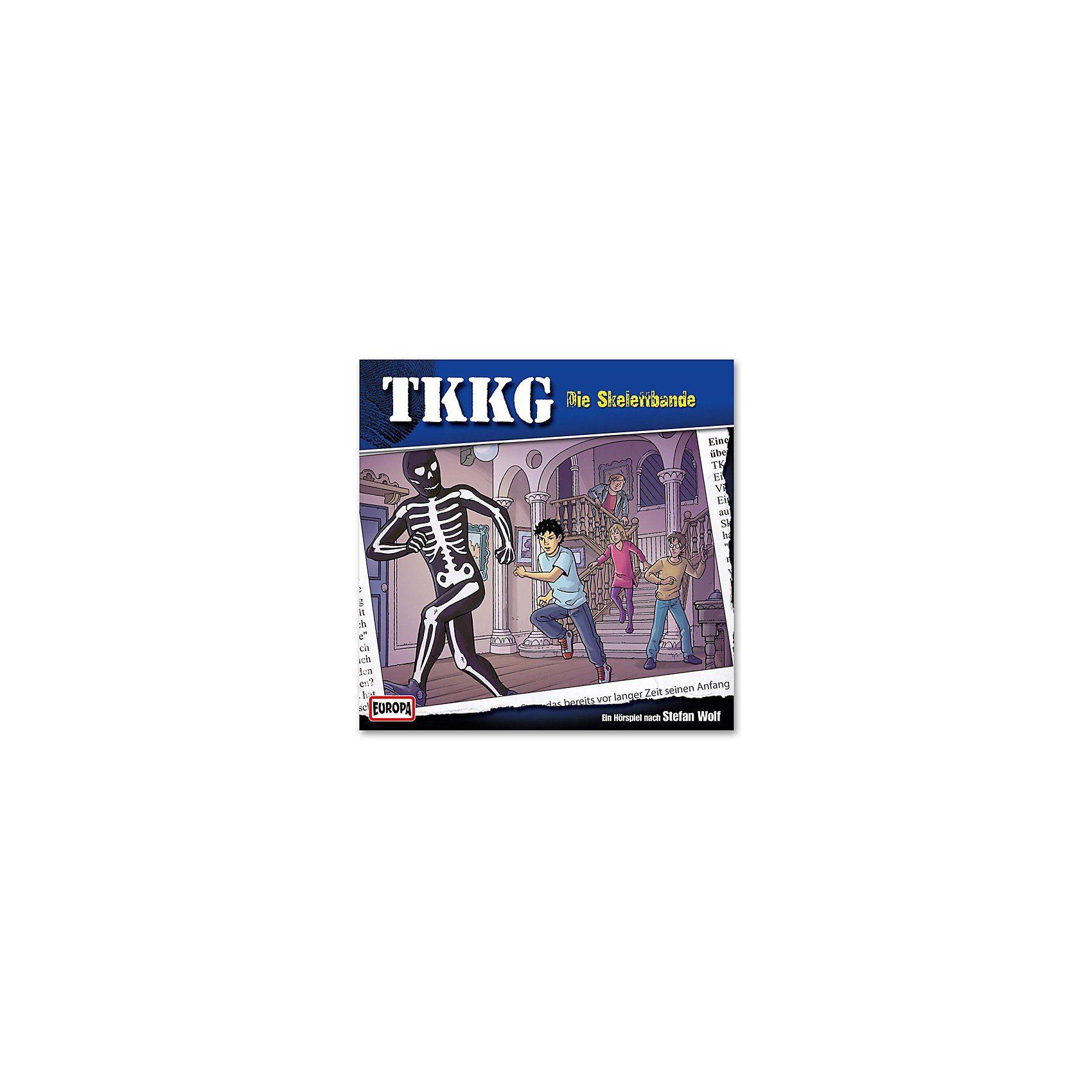 Sony CD TKKG 173 - Die Skelettbande