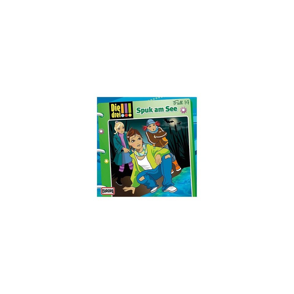 SONY BMG MUSIC CD Die Drei !!! 14 - Spuk am See
