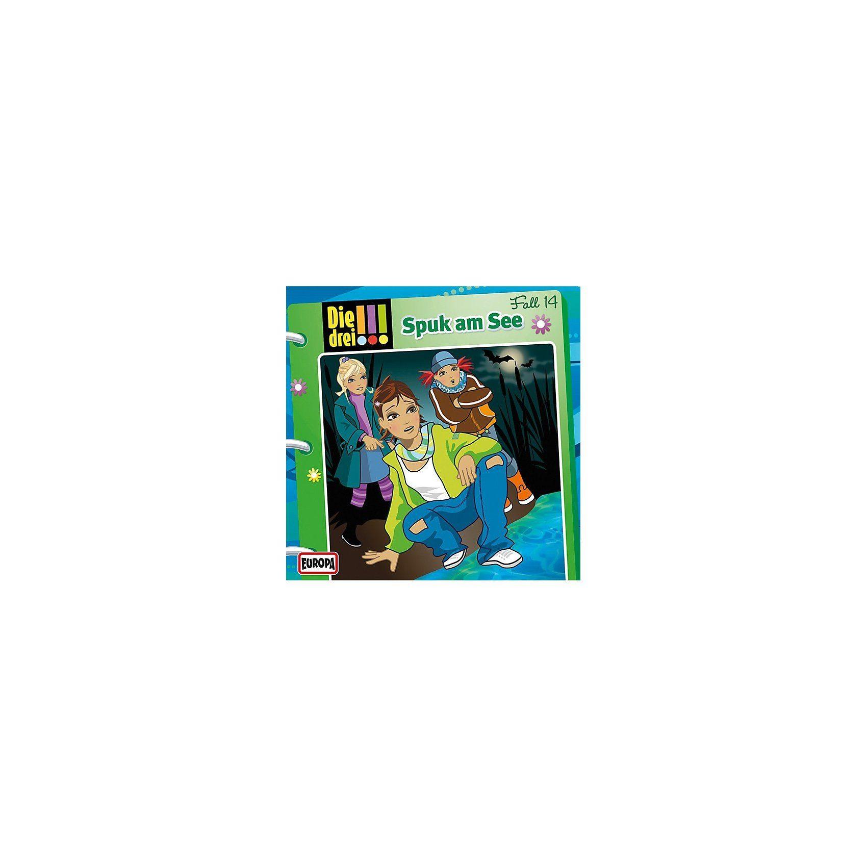 Sony CD Die Drei !!! 14 - Spuk am See