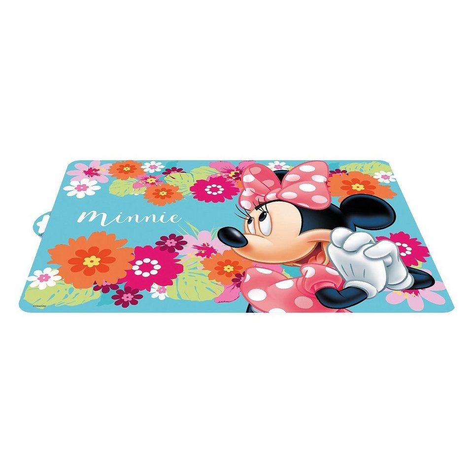 P:OS Minnie Mouse Gems Platzset