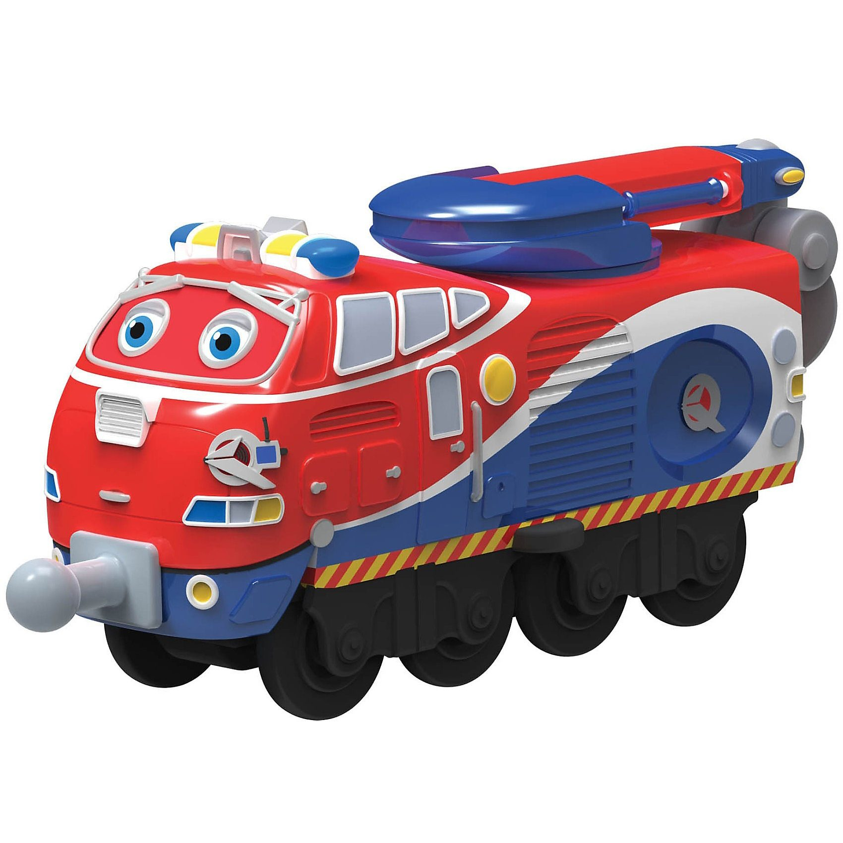TOMY Chuggington Die Cast - Jackman