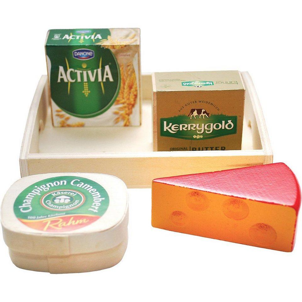 Chr. Tanner Käse Butter Tablett als Spiellebensmittel