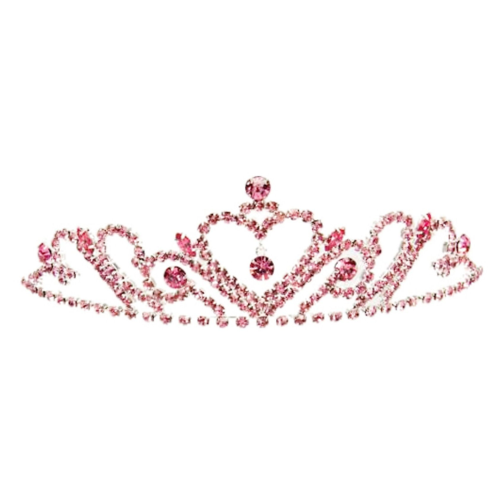 Lucy Locket Diadem pink