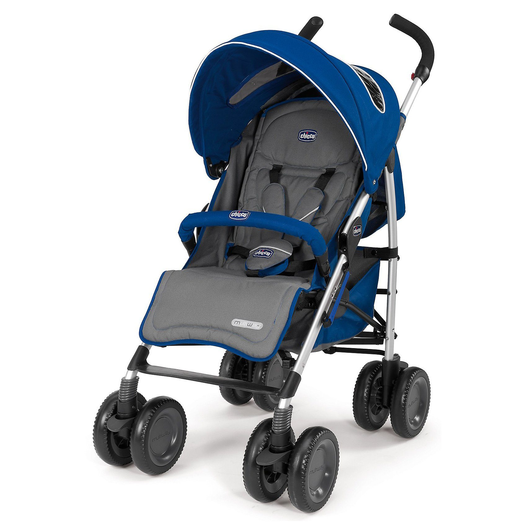 CHICCO Buggy Multiway Evo, blue, 2015