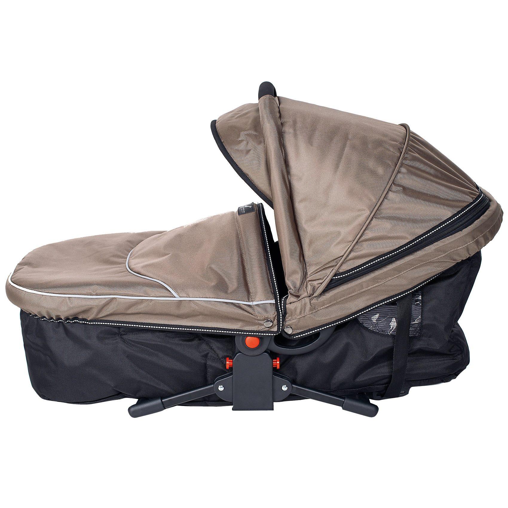 TFK Kinderwagenaufsatz Multi X, schlamm