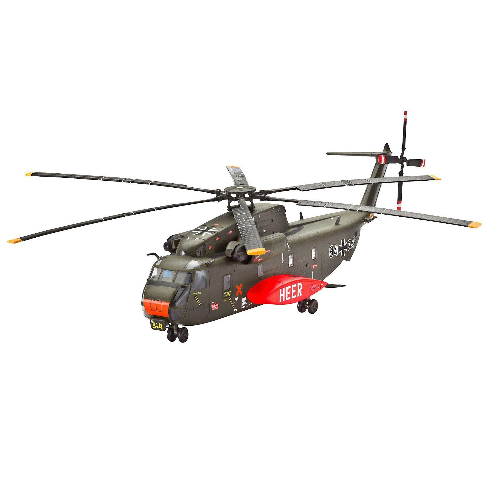 Revell Modellbausatz CH-53G Heavy Transport im Maßstab 1:144