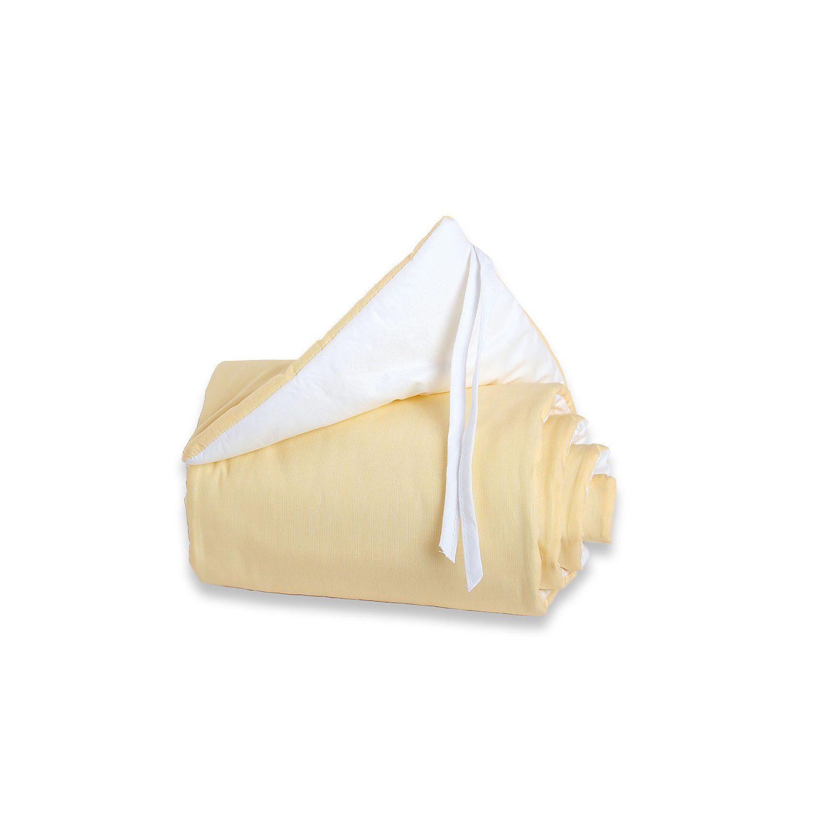 Tobi Nestchen für babybay mini/midi, gelb, 157 x 25 cm