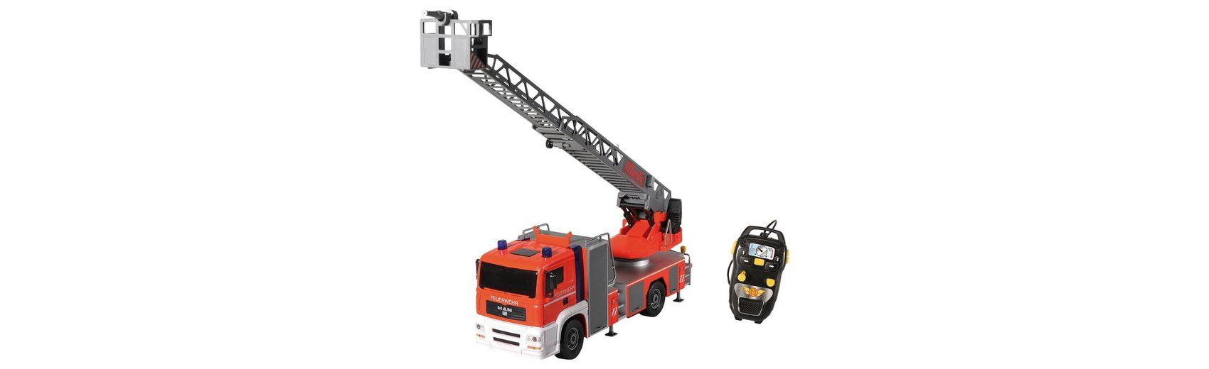 myToys Feuerwehrauto 50 cm, mit Licht, Sound und elektr. Wasserspri
