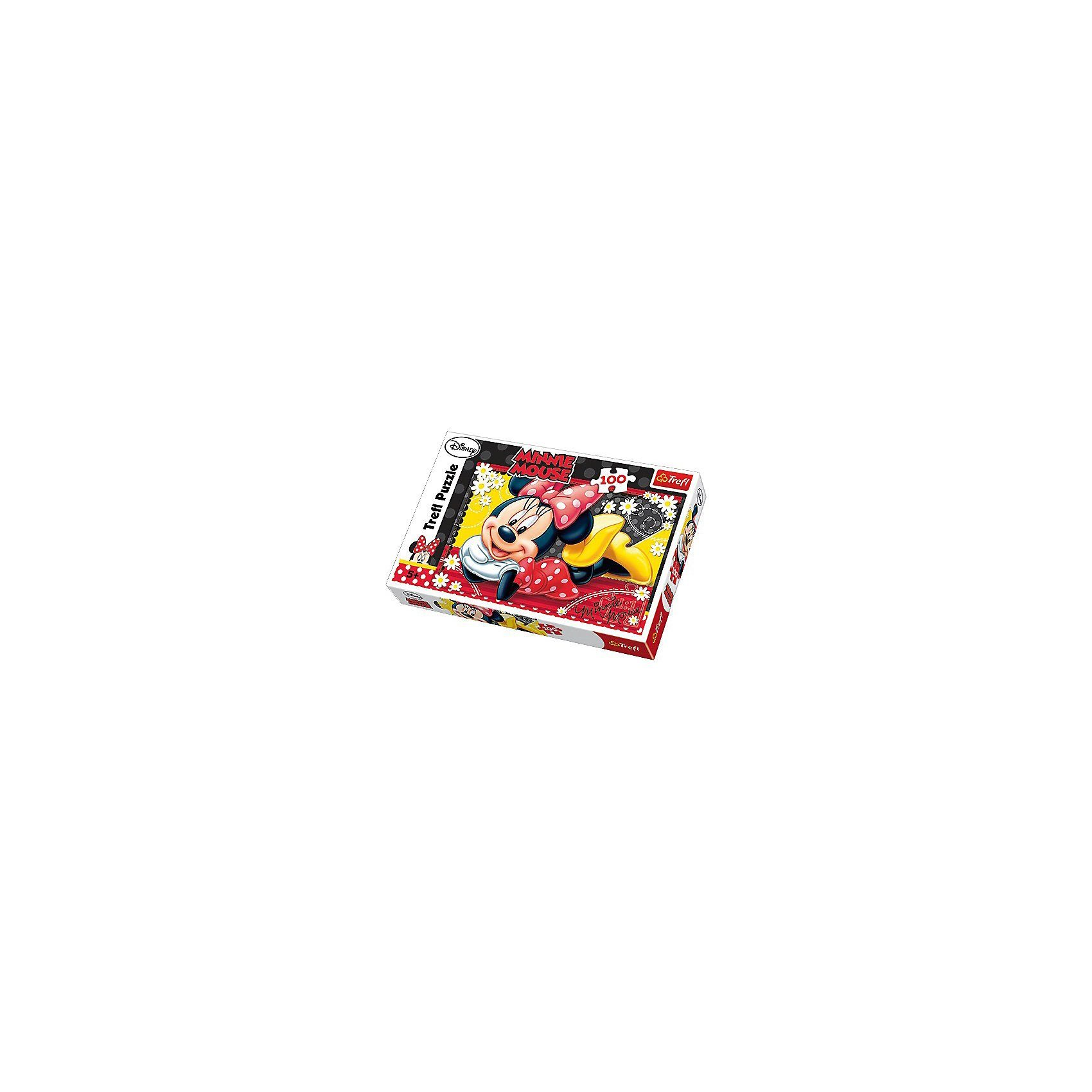 Trefl Puzzle 100 Teile - Disney Minnie