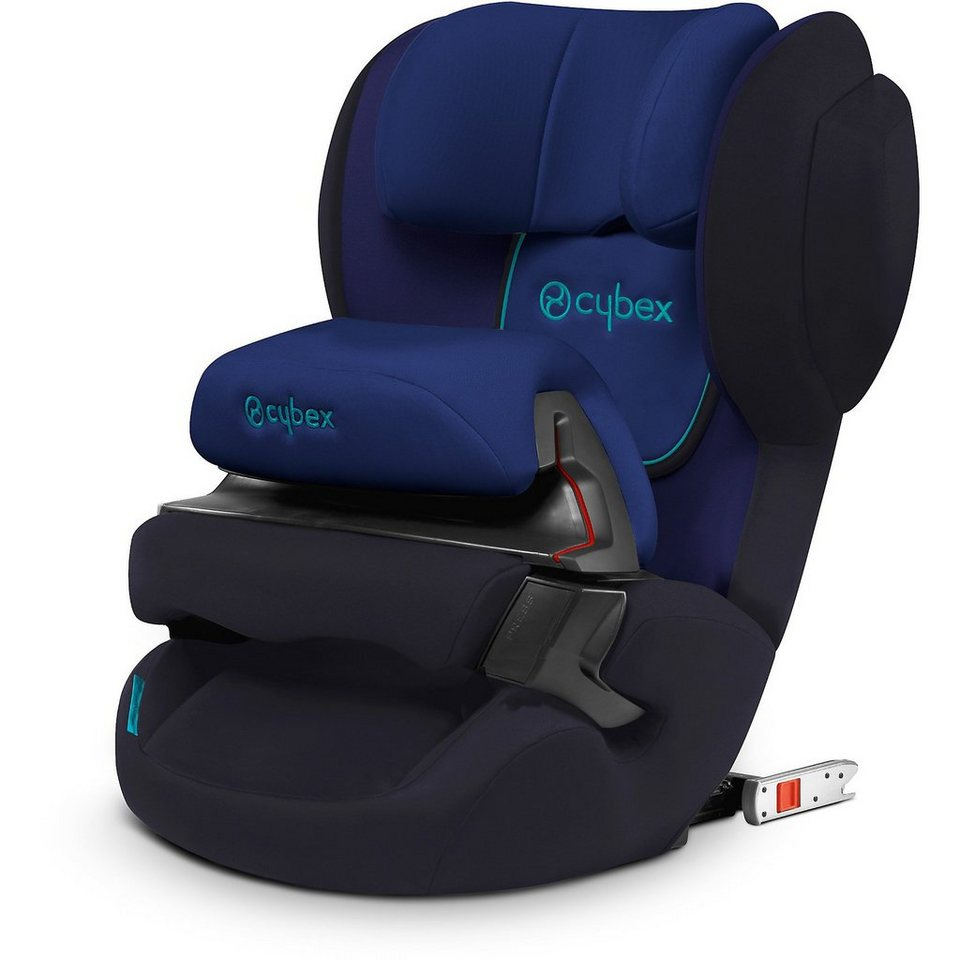 Cybex Auto-Kindersitz Juno-fix, Silver-Line, Blue Moon, 2016 in blau