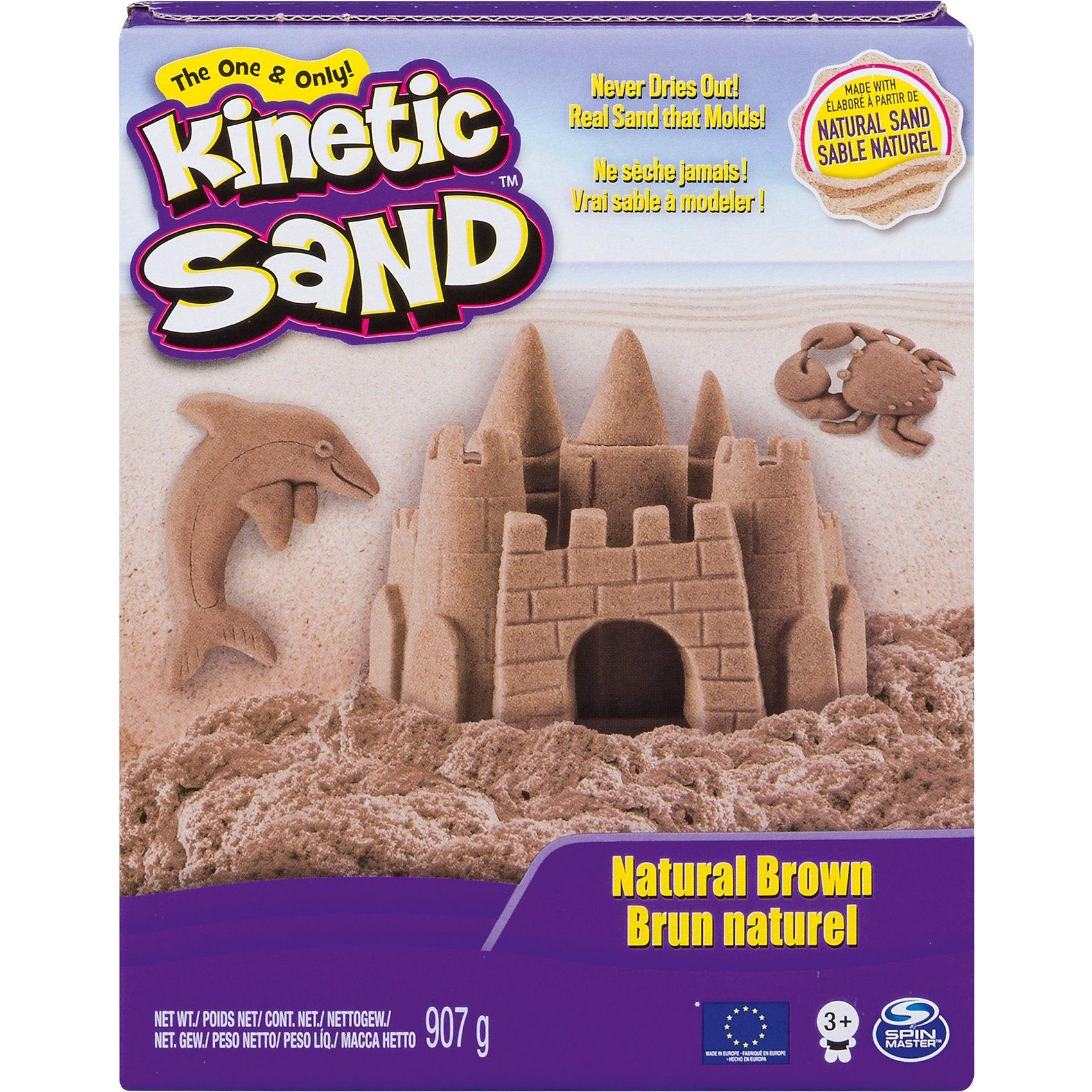 Kinetic sand Braun (907g)