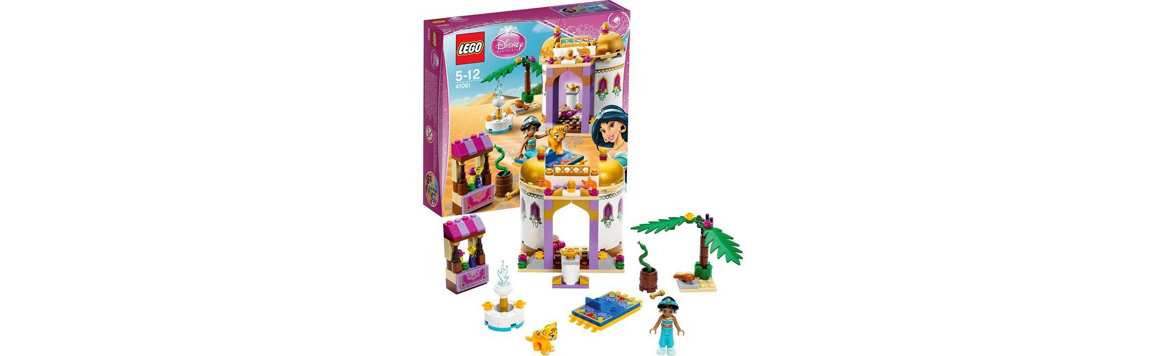 LEGO 41061 Disney Princess: Jasmins exotische Abenteuer