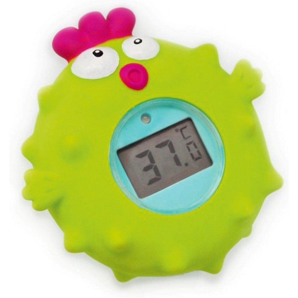 KNORRTOYS.COM Escabbo - Badethermometer Huhn