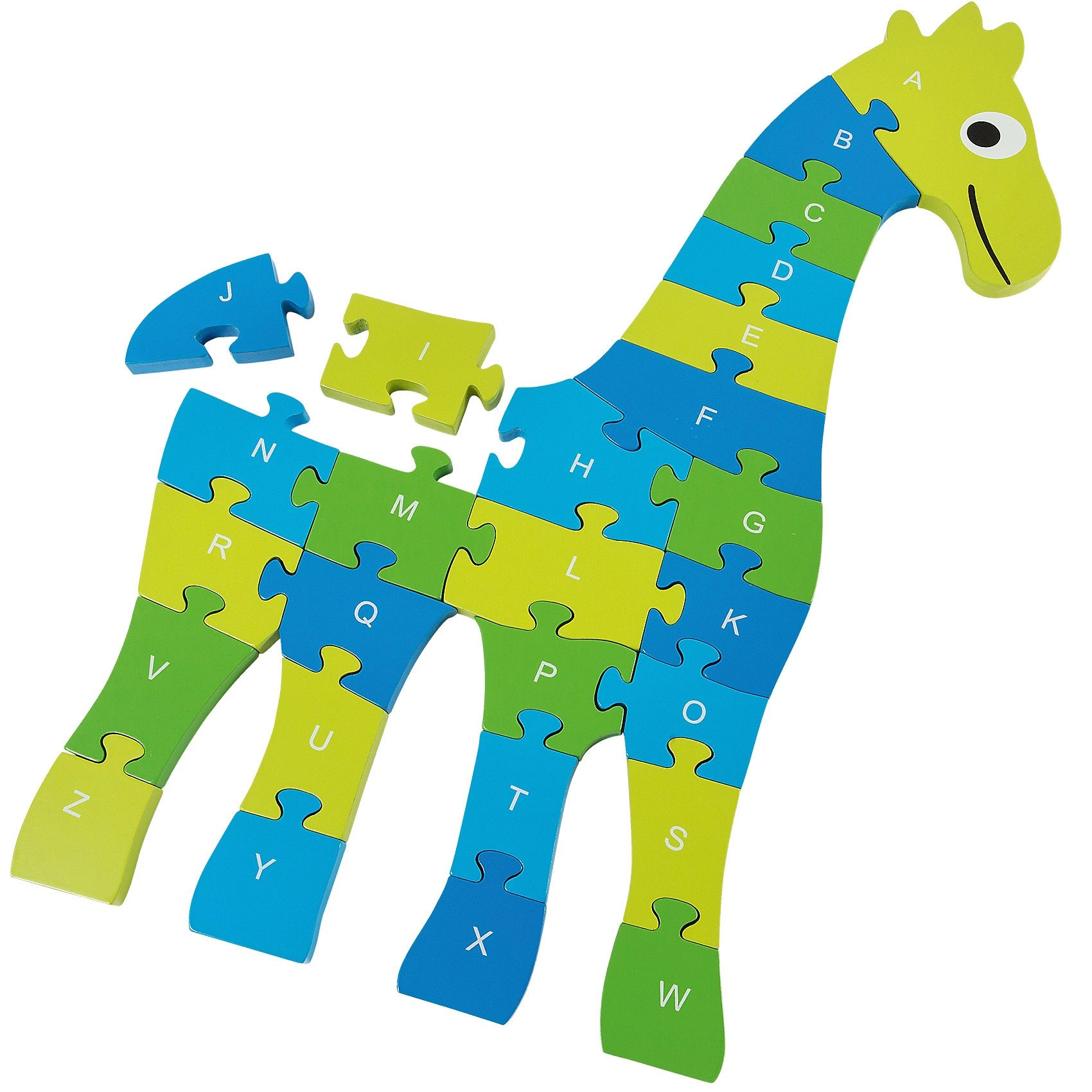 Buiten Speel (BS) Puzzle Giraffe