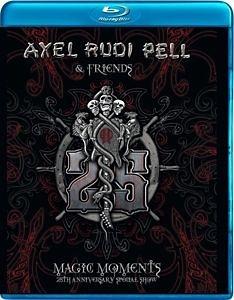 Blu-ray »Axel Rudi Pell - Magic Moments: 25th...«