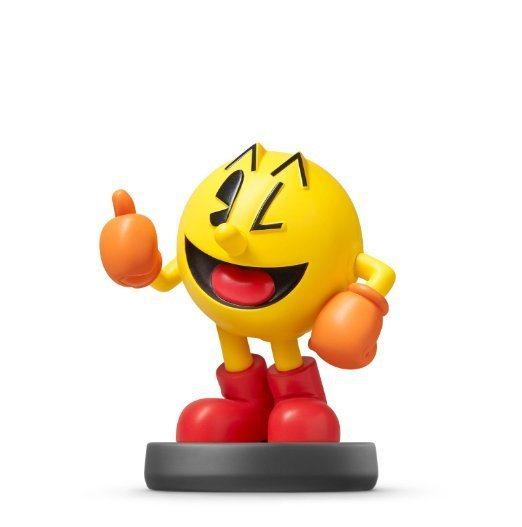 Nintendo Wii U - Spiel »amiibo Smash PAC-MAN«