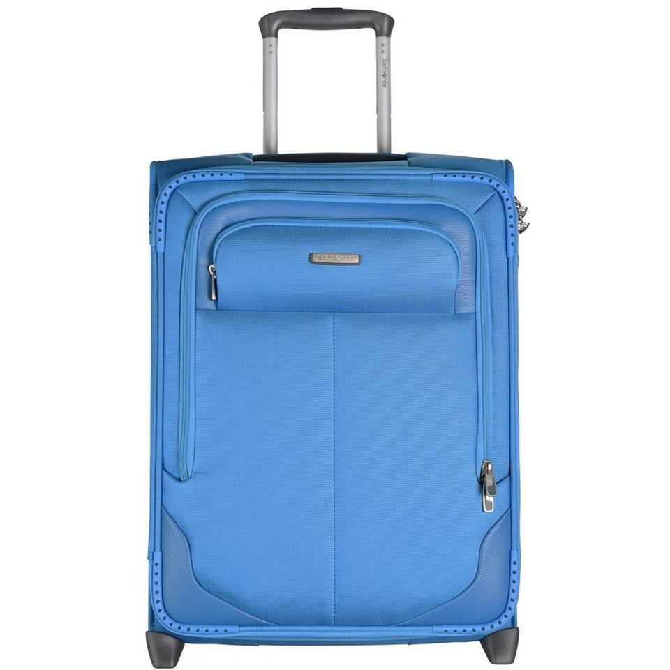 Samsonite Ultracore 2-Rollen Kabinen-Trolley 55 cm in bright blue