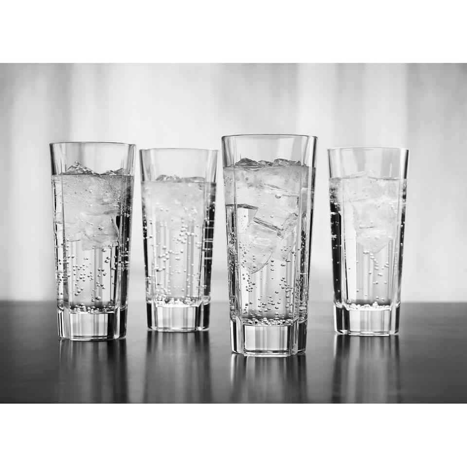 ROSENDAHL ROSENDAHL Grand Cru Longdrink Glas 4er Set in Transparent