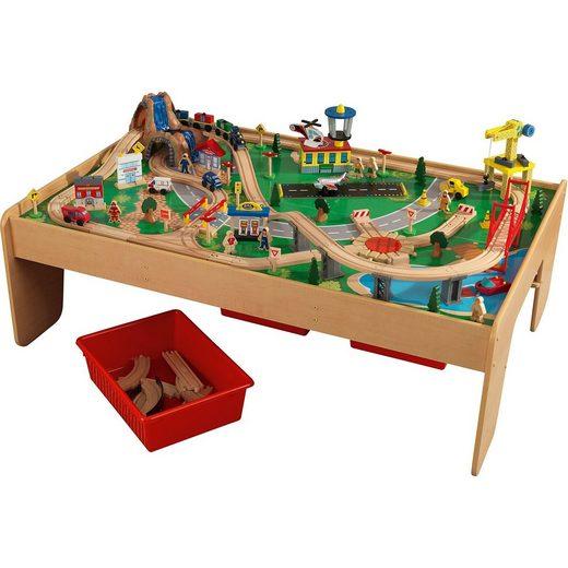 KidKraft® Eisenbahnset & Spieltisch Waterfall Mountain