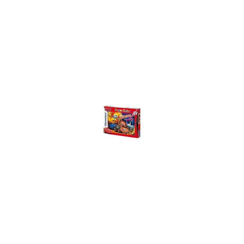 Clementoni Puzzle 250 Teile - Cars: Spyworld