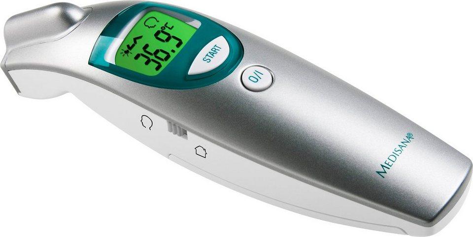Medisana, Fieberthermometer, FTN in grau
