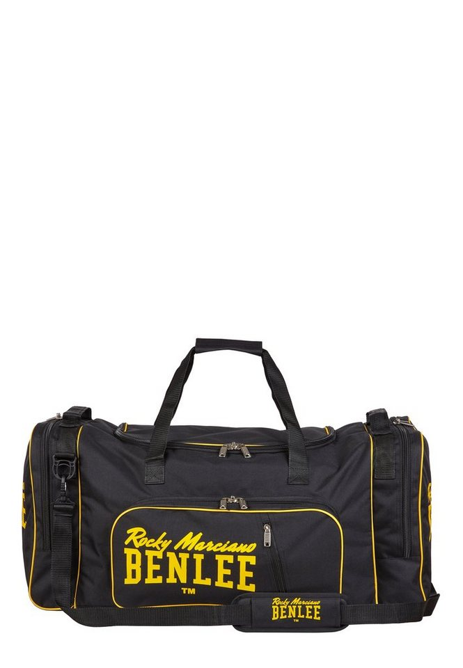 Benlee Rocky Marciano Tasche »LOCKER« in Black/Yellow