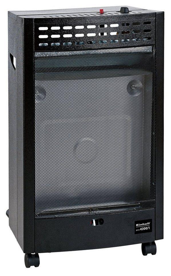 Gas-Heizgerät »BlueFlame 4200« in schwarz
