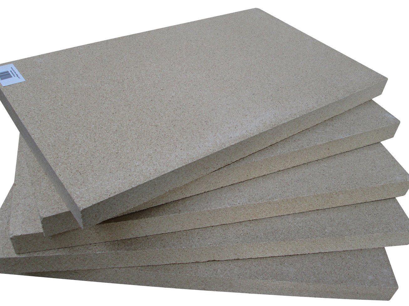 ZITEC Vermiculitplatte , 5er-Set