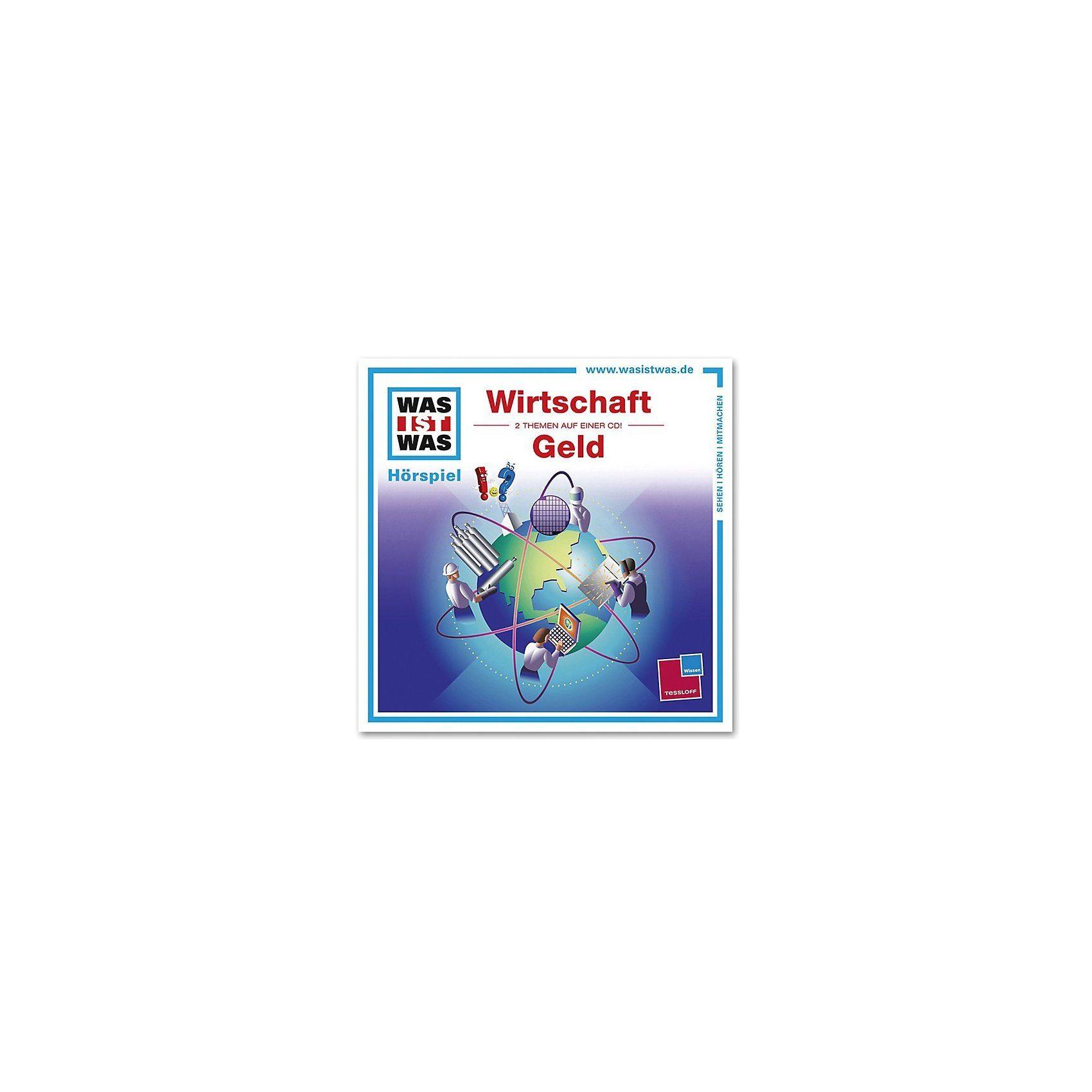 Universal CD Was ist Was 44 - Wirtschaft / Geld