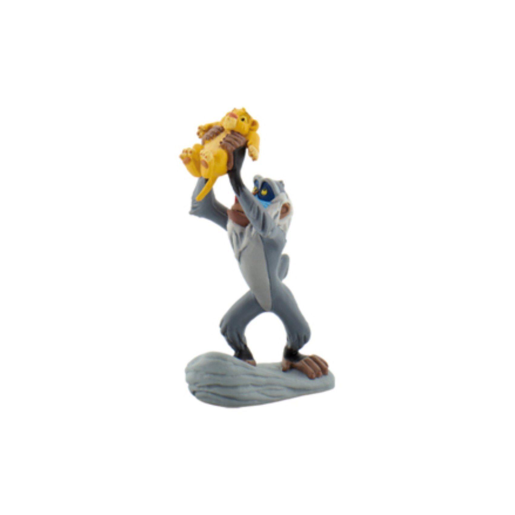BULLYLAND Comicwelt Walt Disney König der Löwen - Spielfigur Rafiki mi