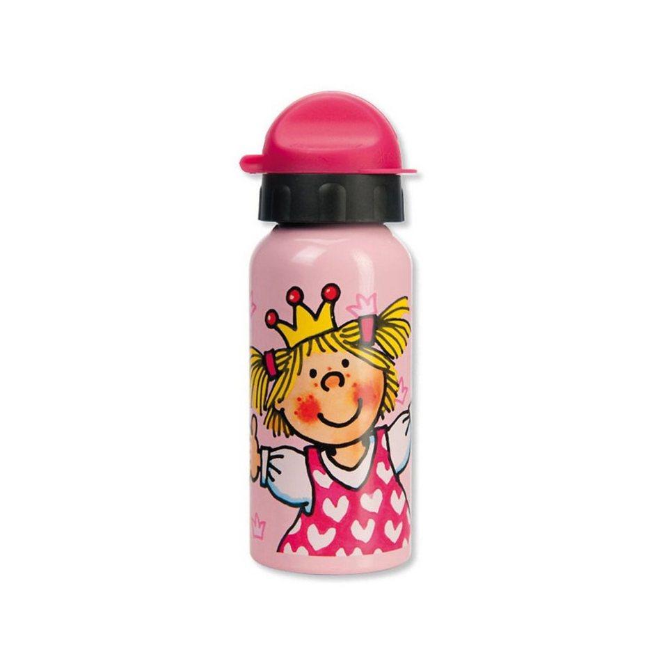 Lutz Mauder Verlag Trinkflasche Prinzessin Miabella, 400 ml in rosa