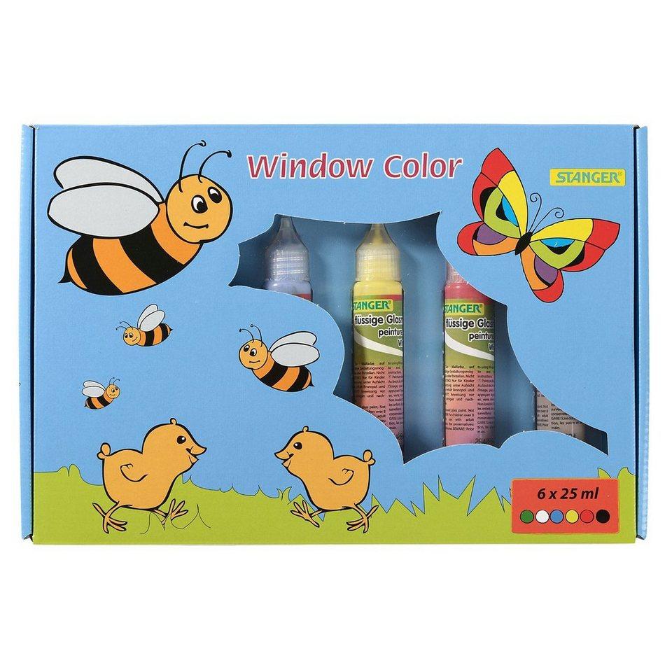stanger window color set fr hling online kaufen otto. Black Bedroom Furniture Sets. Home Design Ideas