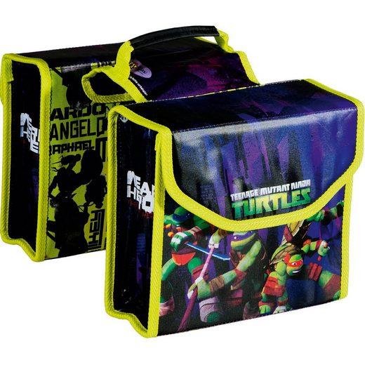 Bike Fashion Teenage Mutant Ninja Turtles Doppelpacktasche