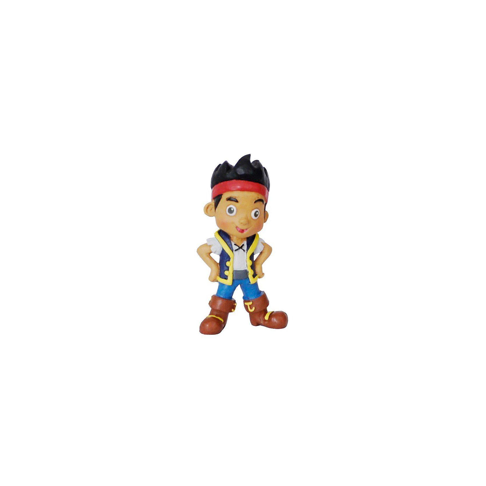 BULLYLAND Jake und die Nimmerland Piraten - Spielfigur Jake