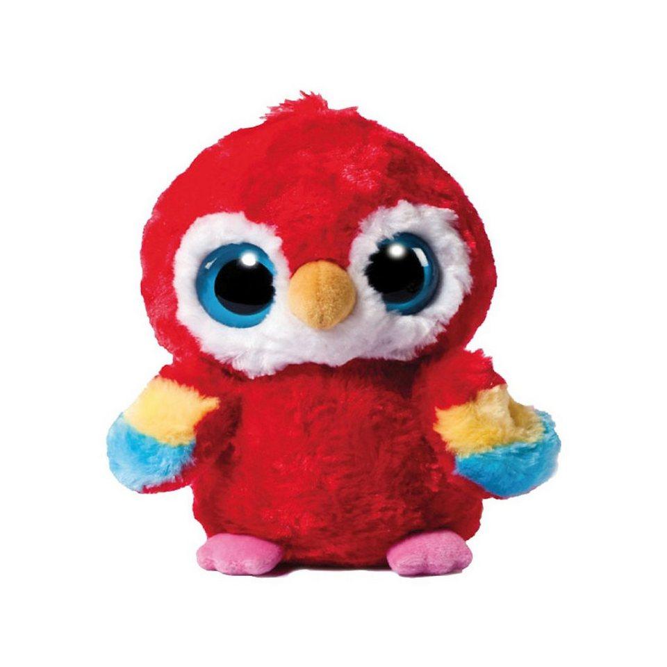YooHoo & Friends Papagei rot 18 cm