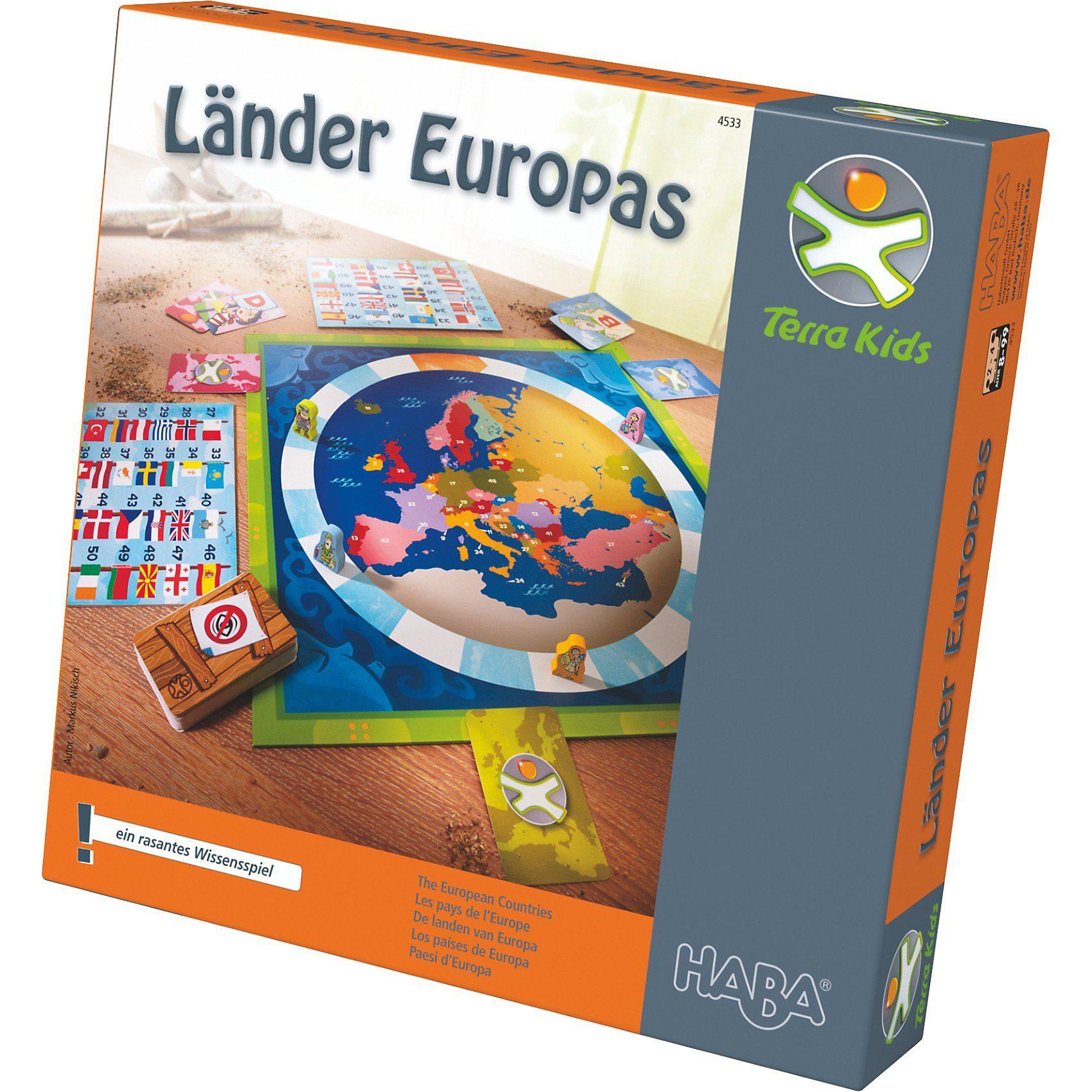 Haba Terra Kids - Länder Europas