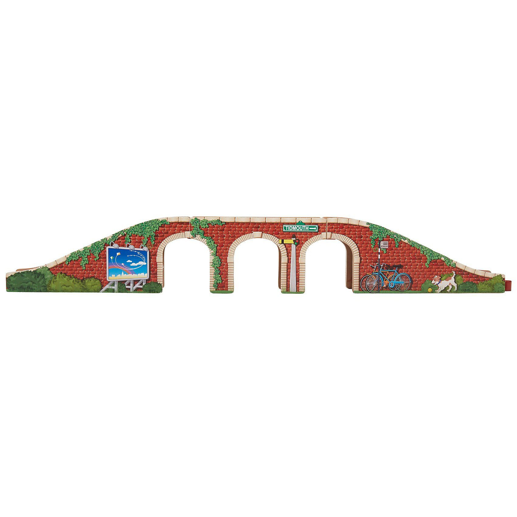 Mattel Thomas und seine Freunde - Verwandlungsbrücke